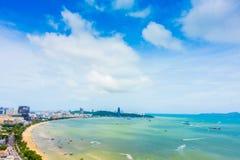 Pattaya miasto Zdjęcie Stock