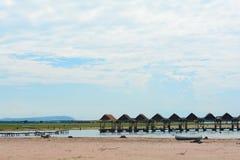 Pattaya noi Village water Royalty Free Stock Image