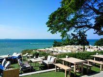 Pattaya plaża Fotografia Royalty Free