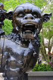 pattaya sala寺庙泰国viharasien 库存照片