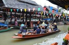 Pattaya som svävar regioner för marknad fyra Arkivfoto