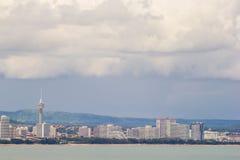 Pattaya stad Royaltyfria Bilder