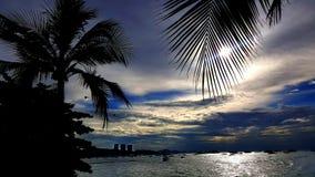 Pattaya-Strand Thailand Stockbild