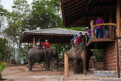 Pattaya, Tailândia Foto de Stock Royalty Free