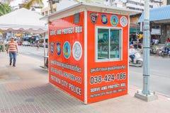 PATTAYA, TAILÂNDIA - 17 de dezembro de 2014 Fotos de Stock