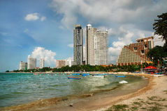 Pattaya, Tailandia Fotografie Stock Libere da Diritti