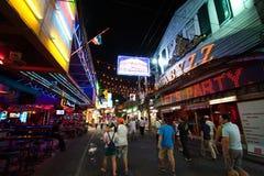 Pattaya, Tailandia Fotografie Stock