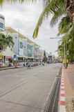PATTAYA, TAILANDIA - 17 de diciembre de 2014 Fotografía de archivo