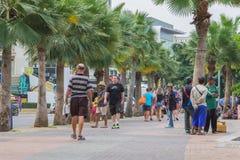 PATTAYA, TAILANDIA - 17 de diciembre de 2014 Imagen de archivo
