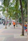 PATTAYA, TAILANDIA - 17 de diciembre de 2014 Imagen de archivo libre de regalías