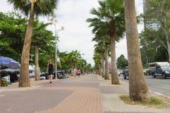 PATTAYA, TAILANDIA - 17 dicembre 2014 Fotografia Stock