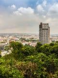 Pattaya, Thaïlande - 21 janvier 2016 : Les nouveaux gratte-ciel Photos libres de droits