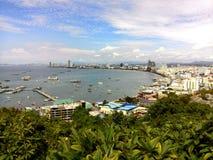 pattaya thailand Royaltyfri Foto