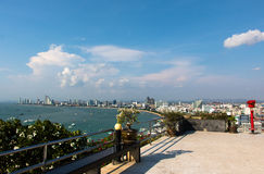 Pattaya Thailand Lizenzfreie Stockbilder