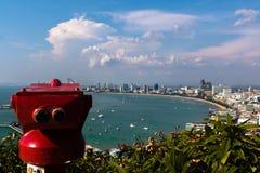 Pattaya Thailand Stockfoto