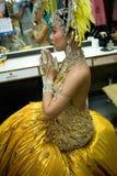 Pattaya, Thailand, Alcazar transsexual cabaret backstage Stock Photo