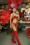 Pattaya, Thailand, Alcazar transsexual cabaret backstage Stock Image