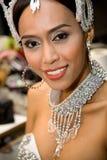 Pattaya, Thailand, Alcazar transsexual cabaret backstage Royalty Free Stock Photography