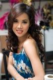 Pattaya, Thailand, Alcazar transsexual cabaret backstage Stock Photography
