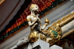 Pattaya, Thailand: Aponsi Figure at Wat Chai Mongkhon Stock Photos