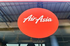 AirAsia Stock Photo