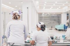 Pattaya Thailand: Krankenhaus-Ausrichtungs-Service am Krankenhaus Krankenhaus in Thailand lizenzfreies stockbild