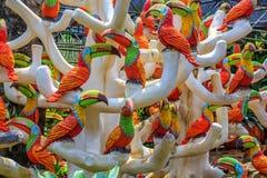 PATTAYA, THAILAND - MÄRZ 2013: Garten Nong Nooch Stockbild