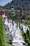 Pattaya, Thailand: Nong Nooch Gardens Stock Photos