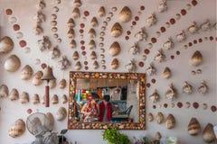 Pattaya, Thailand Sands Island seafood restaurant Royalty Free Stock Photos