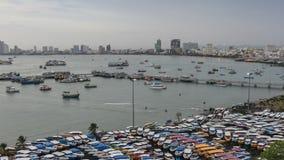 Pattaya, Thailand stock footage