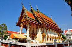 Pattaya, Thailand: Wat Chai Mongkhon Royalty Free Stock Photography