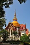 Pattaya, Thailand: Wat Chai Mongkhon Royalty Free Stock Photo