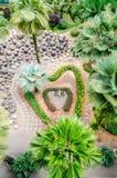 Pattaya,ThailandNong : Nooch Tropical Garden desig Royalty Free Stock Image