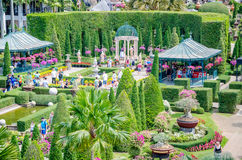 Garden design Royalty Free Stock Photography