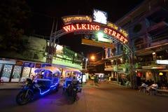 Pattaya, Thaïlande Images libres de droits