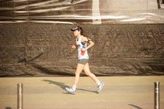Pattaya Triathlon,Thailand Tri-League Tour Series 2015. Royalty Free Stock Photos