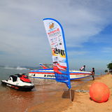 Pattaya water sport festival 2013 Stock Photo