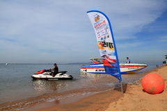 Pattaya water sport festival 2013 Royalty Free Stock Photo