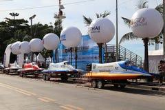 Pattaya water sport festival 2013 Stock Images