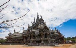 Pattayaheiligdom van Waarheid Royalty-vrije Stock Fotografie