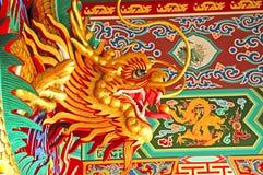 Pattayasala van Thailand viharasien tempel Stock Foto