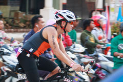 Pattayatriatlon 2015 Royalty-vrije Stock Afbeelding