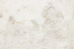 Patte de pedra de mármore branco do detalhe da natureza do grunge do granito do fundo Fotos de Stock Royalty Free