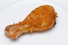Patte de poulet Image libre de droits