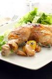 Patte de poulet Images stock