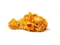 Patte de poulet frit Photographie stock