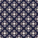 Patterm /background штофа флористическое безшовное Стоковые Изображения