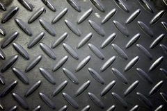 Pattern ​​of dark stainless steel. Stock Photo
