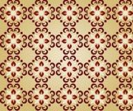 Pattern 02. Pattern Background Illustration, Vector file easy to edit or change color Stock Images