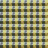 Pattern. Seamless pattern with geometrical motives Stock Photo